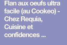 Recette cookeo