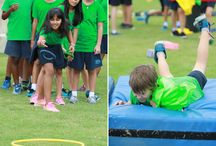 Secondary House Obstacle Course