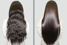 Astuce pour les cheveux