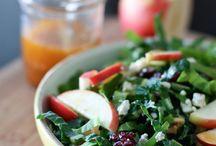 Soup + Salad / by Jennifer Trennum | edible sound bites