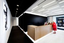 reception & hallway design