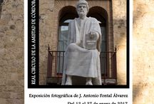 Imago ars / Las fotografías de J. Antonio son el corpus del autor, caracterizadas por su forma genuina de transmitir sensaciones a  través de la imagen, selectiva y meditada, convierten cada pieza en una obra única.