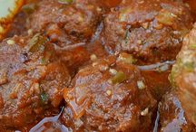 Steak meatballs