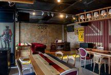 Union Jack Pub / Portofoliu Sensio