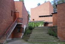 Alvar Aalto, Civic Center. Saynatsalo, Finland.