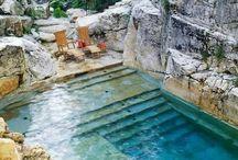Pools & Outdoor alfresco