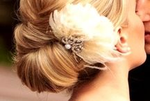 """bridal / hair for the """"BIG DAY"""""""
