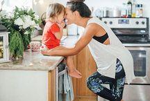 młoda mama / O mniejszych i większych problemach z małymi dziećmi