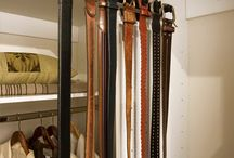 Accessories and details /  you can choose from accessories as variable as your possessions; tie and belt racks, jewellery or CD/DVD partitions, ironing boards, laundry bags and more. Arrange and protect your shoes with sliding shoe drawers or select from a range of shoe racks.