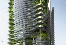 Grønne høyhus