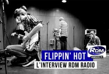 Interviews / Les interviews RDM Radio