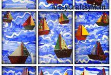 Homeschool: Arts & Crafts