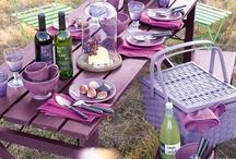 Mesas lindas/ Tables decor