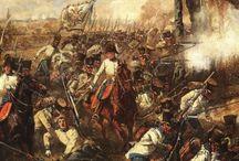 Victorian/Napoleonic era warfare
