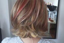 hair work's / Hair color