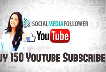 Buy Youtube Subscribers / The youtube subscribers are really effective in building your online image. When you buy youtube subscribers fast you do not have to stress much for fans.