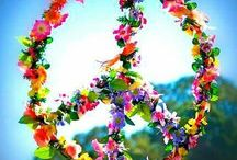 Soirée flowers power