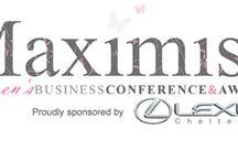 Maximise / www.maximiseconference.co.uk