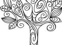 Family Tree Ideas / by Faryn Woerne