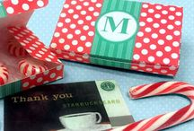 Gift Wrapping - Christmas, Gift Boxes and Tags