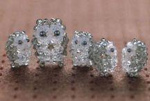 koralików figurki