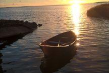 Savuranta - summer cottage / Summer house, beach house, kesämökki meren rannalla, vanha kalan savustamo. Loputon projekti. DIY.