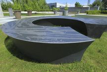 Meteor graphic bench