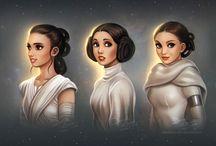 Star wars lányok
