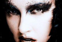 Makeup editorals