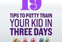 Potty training tips / This board consists of pins that might come in handy when you're potty training your little one. Potty training tips, Potty train in three days, Potty training regression, Potty training charts, potty training at night.