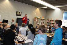 Foto's schaken