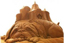Art: Sand / by Mary Frattaroli