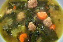 cuinar... sopa - soup recipes / sopes de mil i una maneres