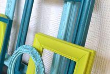 frames & decorative ideas