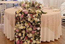 Aranjament pt nunti  la cort