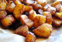 Ghanaian, African and Carribean recipes