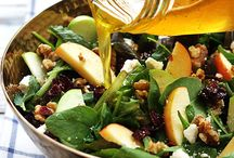 Recipes: Salads / by Hooligan