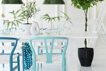 Turquoise, Aqua and Mint