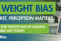 #EndWeightBias: People First, Perception Matters. Join Our Fight Today! / We envision a world where ALL people are treated with dignity and respect --- a world FREE of weight bias.   To join the OAC in achieving this world, you can make a charitable gift today! Help us making a difference by visiting:obesityaction.org/endweightbias.