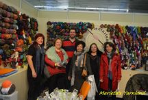 Yarn stores