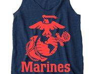 Proud marine sis / by Daley Linn