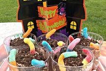 Halloween ideas / by Summer Dickens