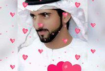 Hamdan Bin Mohammad Bin Rashid's edited pictures / Edited pictures