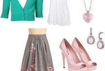 Styles I Love / by Rebecca Harvey