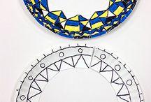 African drum circle