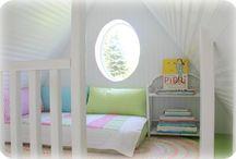 Playroom ideas / by Allison Lentz