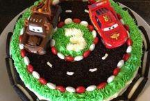 tortas de autos