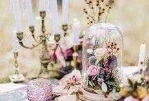 Bruiloft - Versiering