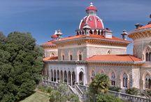 Palácios para Casamentos e Eventos / Palácios com charme na zona de Lisboa