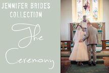 Jennifer Brides : The Ceremony